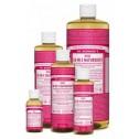 Dr. Bronner's Rose liquid Soap 240ml