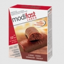 MODIFAST LUNCH Riegel Schokolade 6 x 31 g