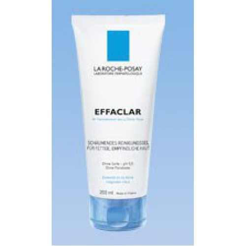 la roche posay effaclar reinigungsgel 200 ml. Black Bedroom Furniture Sets. Home Design Ideas