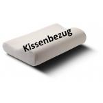 Elsa Ueberzug Nackenkissen 50 x 9 cm Farbe anthrazit