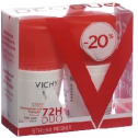 Vichy Deo Stress Resist Roll-On, 2x50ml