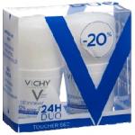 Vichy Deo Anti Nässe -20% Duo 2x Roll-on 50ml
